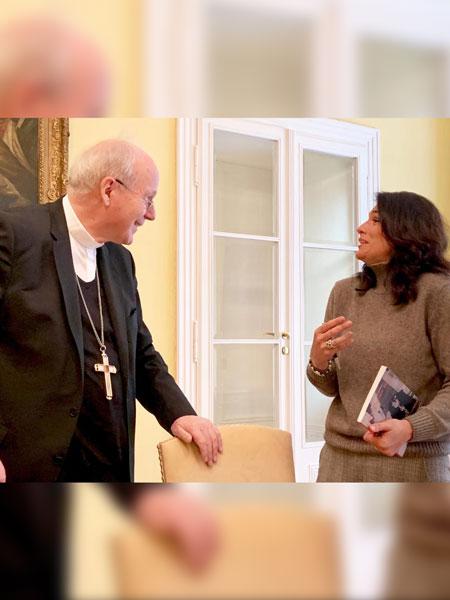 Gespräch mit Cardinal Christoph Schönborn über die Integration