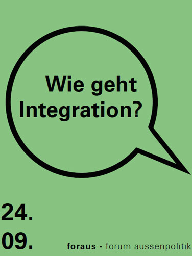 Wie geht Integration?